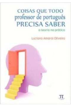 COISAS QUE TODO PROFESSOR DE PORTUGUES PRECISA SAB