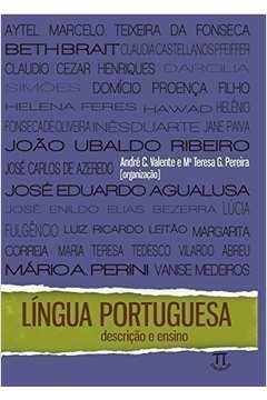 Lingua Portuguesa Descricao e Ensino