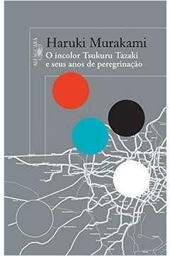 O Incolor Tsukuru Tazaki e Seus Anos de Peregrinacao