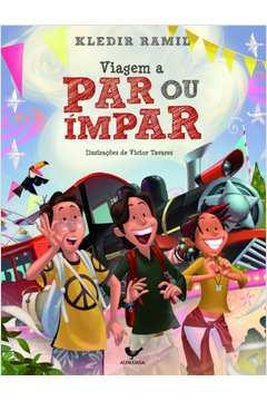 Viagem A Par Ou Impar - Kledir Ramil * Foto Real