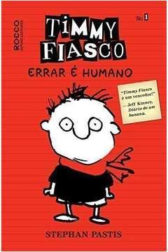 Timmy Fiasco- Errar é Humano -1