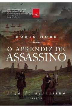 O Aprendiz de Assassino - Saga do Assassino - Livro I