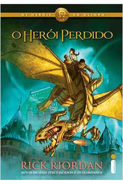 Os Herois do Olimpo o Heroi Perdidio Volume 1