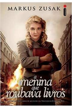 A Menina que Roubava Livros - Capa do Filme