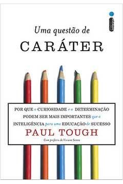 UMA QUESTÃO DE CARÁTER