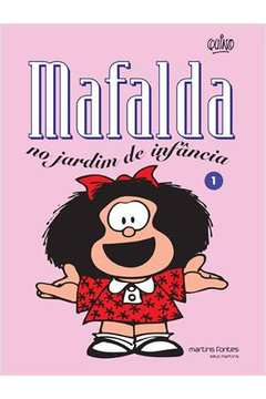 Mafalda No Jardim De Infancia - Col - Quino