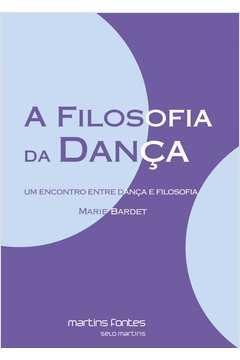FILOSOFIA DA DANCA, A