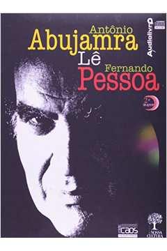 Antônio Abujamra Lê Fernando Pessoa - Audiolivro