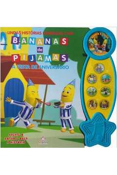 Lindas Hist Narradas Bananas de Pijamas Aniversari