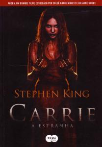 CARRIE A ESTRANHA - 1ª