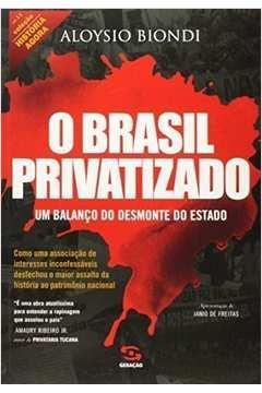O Brasil Privatizado 2
