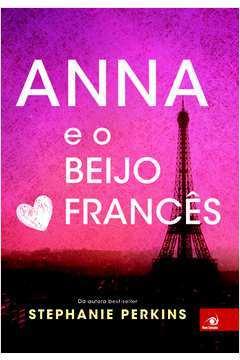 ANNA E O BEIJO FRANCES                          01