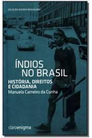 Índios no Brasil : História, Direitos e Cidadania