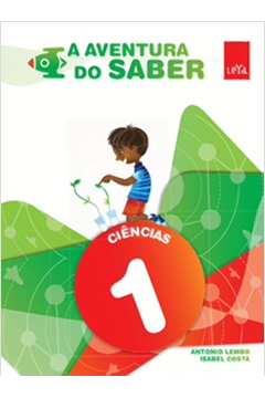 A AVENTURA DO SABER - CIÊNCIAS - 1º ANO