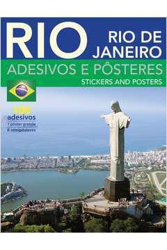 Rio de Janeiro Adesivos e Posteres