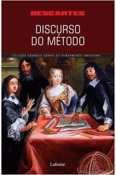 Discurso do Método/ Coleção Grandes Obras do Pensamento Universal