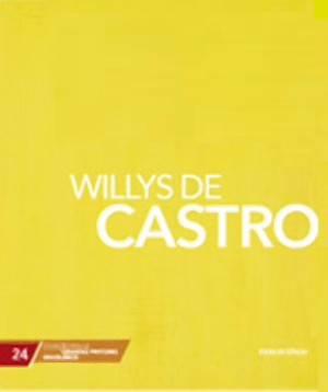 Willys de Castro (coleção Folha Grandes Pintores Brasileiros - Vol. 24)