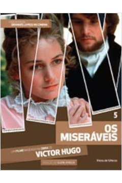 Os Miseráveis - Livro + Dvd Col. Folha Grandes Livros no Cinema 5