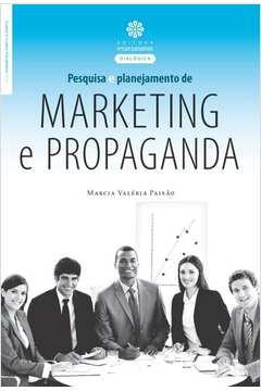 Pesquisa e Planejamento de Marketing e Propaganda