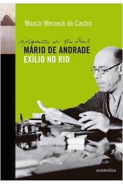 MARIO DE ANDRADE - EXILIO NO RIO