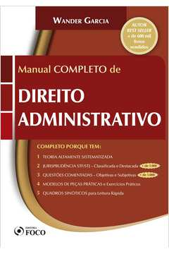 Manual Completo de Direito Administrativo
