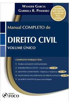 Manual Completo de Direito Civil