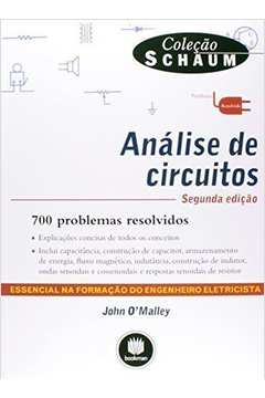ANALISE DE CIRCUITOS