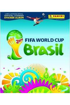 Album da Copa do Mundo 2014 Volume 1