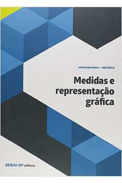 Medidas e Representacao Grafica Colecao Metalmecanica Mecanica