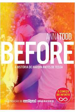 BEFORE - SERIE AFTER VOL 6