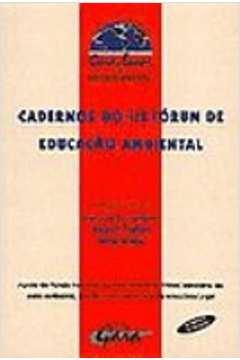 Cadernos do III Forum de Educação Ambiental