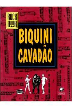 Rock Book 3 Biquini Cavadao