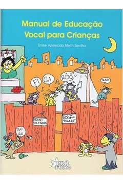 Manual de Educacao Vocal para Criancas