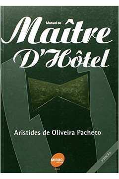 Manual do Maître D Hôtel