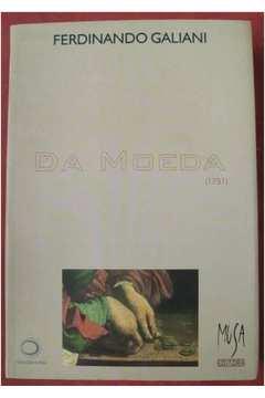 Da Moeda: (1751) - Livro