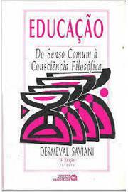 Educação, do Senso Comum a Consciencia Filosofica