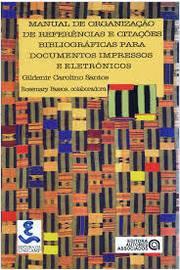 Manual de Organização de Referências e Citações Bibliográficas ...