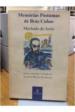 Memórias Póstumas de Brás Cubas (ateliê Editorial)