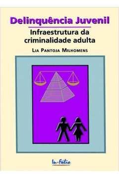 Delinquência Juvenil - Infraestrutura da Criminalidade Adulta