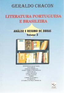 LITERATURA PORTUGUESA E BRASILEIRA-V.3