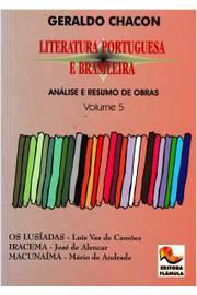 LITERATURA PORTUGUESA E BRASILEIRA-V.5