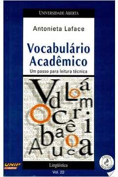 Vocabulário Acadêmico: um Passo para Leitura Técnica