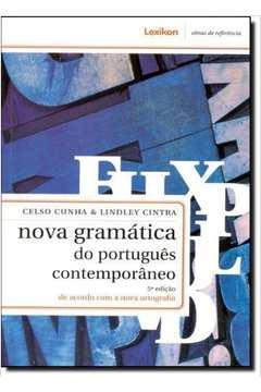 Nova Gramatica do Português Contemporâneo - 5ª.