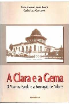 A Clara e a Gema