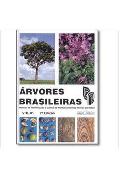 ARVORES BRASILEIRAS - VOL. 1