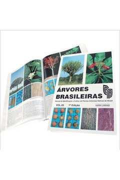 ARVORES BRASILEIRAS - V. 3