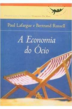 A Economia do Ócio