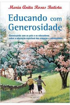 Educando com Generosidade