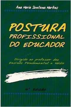 Postura Profissional do Educador