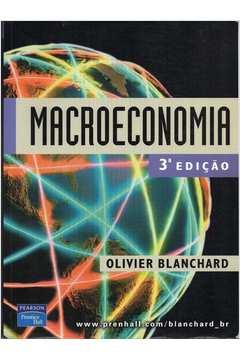Macroeconomia - 3ª Edição